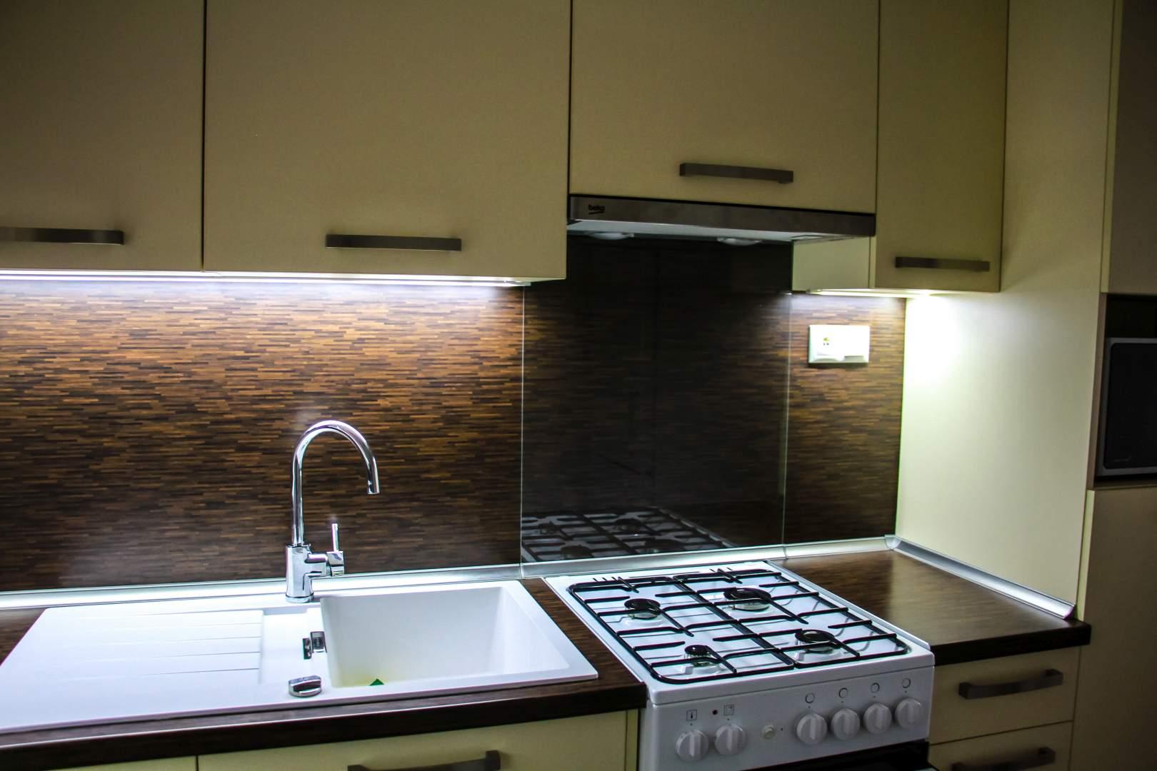 Kuchynské linky, moderné kuchyne, kuchyne na mieru